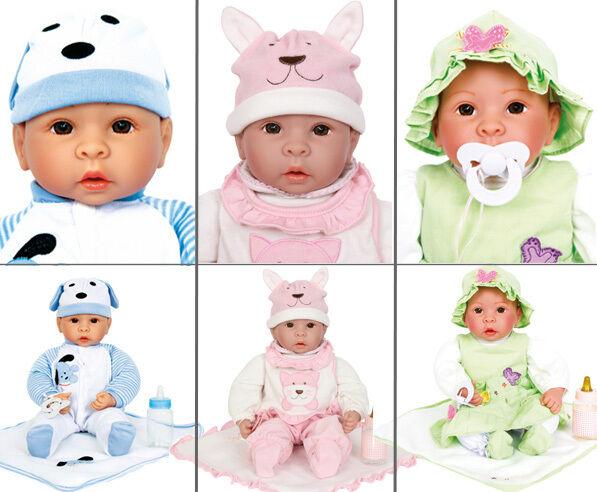 Puppen mit Zubehör Babypuppen Puppe Neu