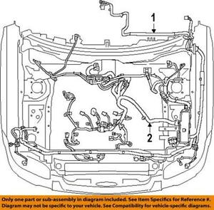 Sensational Jeep Engine Wiring Harness Ebay General Wiring Diagram Data Wiring Cloud Mangdienstapotheekhoekschewaardnl