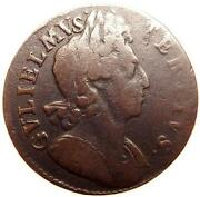 William III Halfpenny