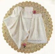 Crochet Christening Dress Patterns