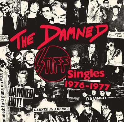 The Damned : Stiff Singles 1976-1977 VINYL (2018) ***NEW***