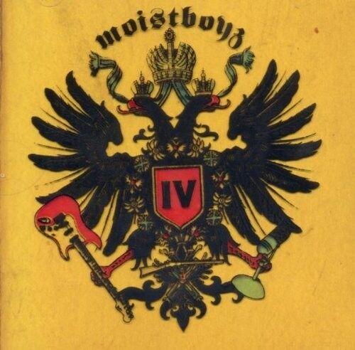 MOISTBOYZ - MOISTBOYZ 4  CD NEU