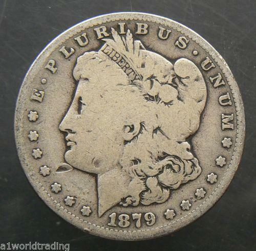 1879 One Dollar Coin Ebay