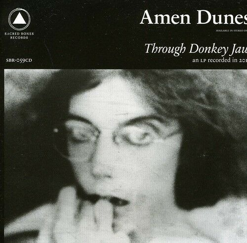 Amen Dunes - Through Donkey Jaw [New CD]