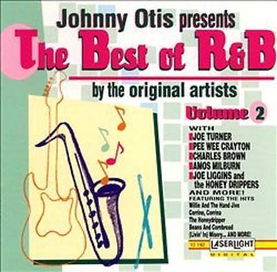 JOHNNY OTIS PRESENTS THE BEST OF R&B VOLUME 2 - Joe Turner, (1993) New Sealed