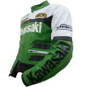 Kawasaki Green Jacket
