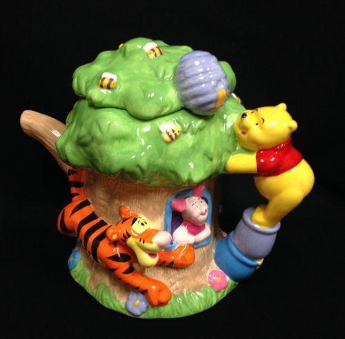 Winnie The Pooh Teapot Ebay