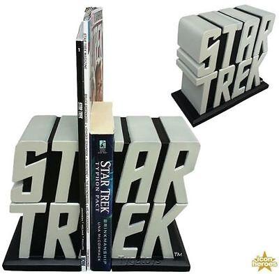 Star Trek bookends
