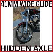 Harley Complete Front End