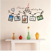 Photo Frame Wall Sticker