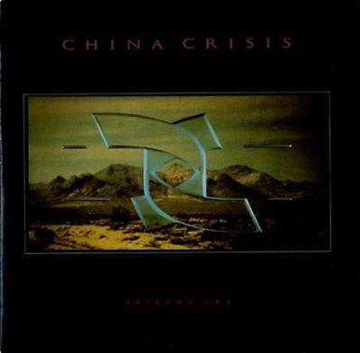 """CHINA CRISIS – ARIZONA SKY - 7"""" VINYL SINGLE VS 898"""