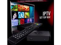 MAG 254 IPTV BOX WITH XTREAM EDITOR INSTALLED