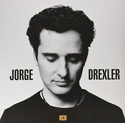 Jorge Drexler   Eco  New Vinyl Lp  With Cd  Spain   Import