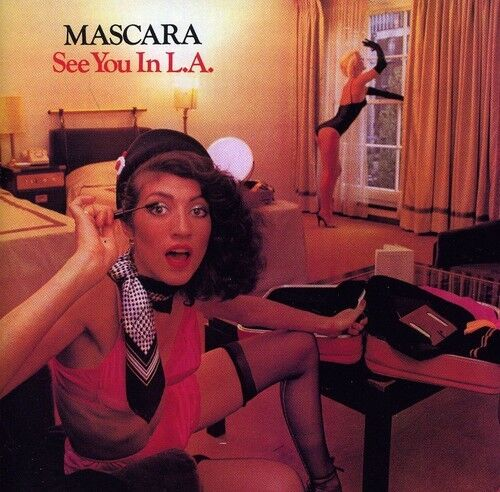 Mascara - See You In L.a [new Cd] Uk - Import