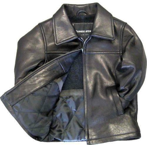 Kids Leather Jacket | eBay