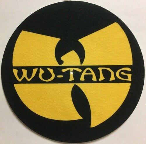 WU-TANG CLAN Logo NEW SINGLE SLIPMAT