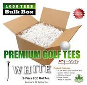 1000 Golf Tees