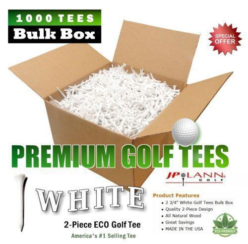 1000 Golf Tees Ebay