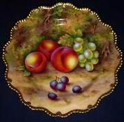 Royal Worcester Fruit