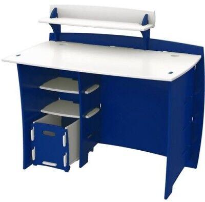 (Kids Work Desk Home Furniture Accessory Shelf File Cart Computer Table Student)
