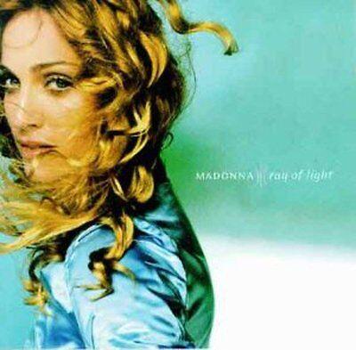 MADONNA : RAY OF LIGHT   (Double  LP Vinyl) sealed