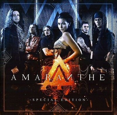 Amaranthe   Amaranthe  Special Edition  New Cd  Holland   Import