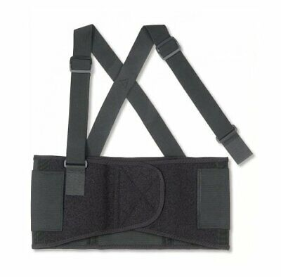 North Back Support - Strap Mount - Black - R3 Safety Rts-11094 Rts11094