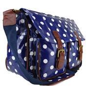 Ladies Oilcloth Bag