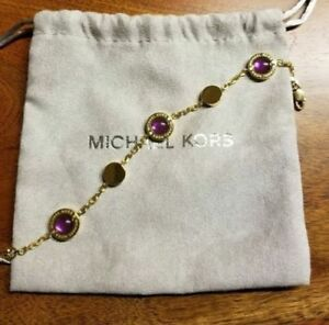 Authentic Michael Kors Mother Of Pearl Bracelet On Sale!!