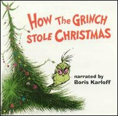 How the Grinch Stole Christmas [Original Soundtrack]: Used ()