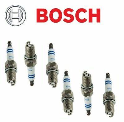 6 X Bosch OE Fine Wire PLATINUM Power Performance Spark Plugs # 6717