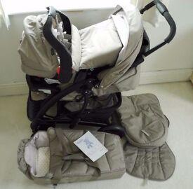 Graco Travel System Pushchair Newborn add ons