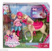 Barbie Pony