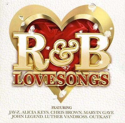 Various Artists - R&B Love Songs / Various [New CD]