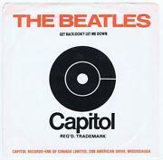 Beatles Get Back 45