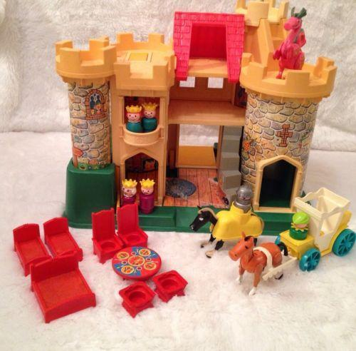 vintage-fisher-price-toys-for-sale