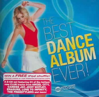 VARIOUS ARTISTS - THE BEST DANCE ALBUM EVER [WATER MUSIC] NEW