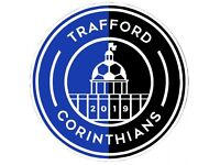 Goalkeeper wanted for adult manchester team - footy football players goalie gk stockport trafford 11