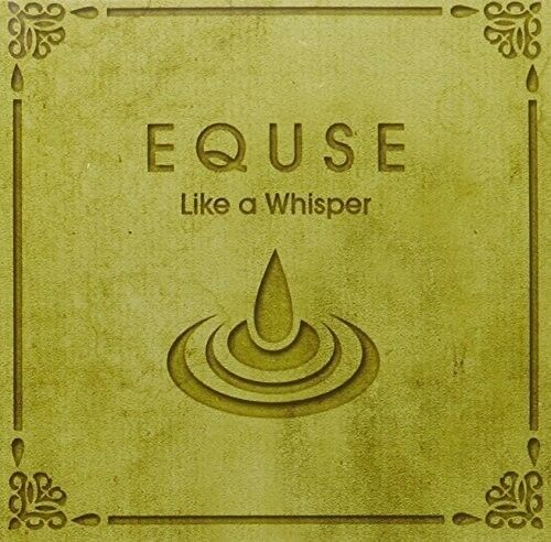 Equse - Like a Whisper [New CD] Canada - Import