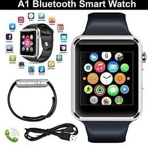 A1 Smart Watch Wristband Android Watch Smart SIM Intelligent Mob