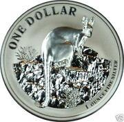 Kangaroo Silber