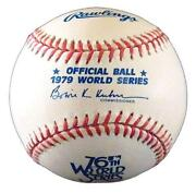 1979 World Series Baseball