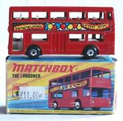 Matchbox London Bus