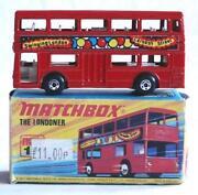 Matchbox London Bus