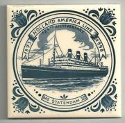 Holland America Tiles