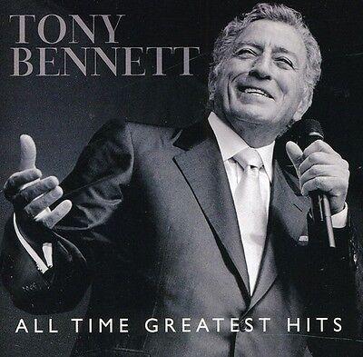 Tony Bennett   All Time Greatest Hits  New Cd