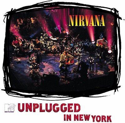 Купить Nirvana - Unplugged in NY [New Vinyl]