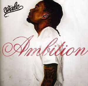 Wale - Ambition [CD New]