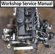 Ford Workshop Manual CD