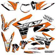 2003 KTM Graphics